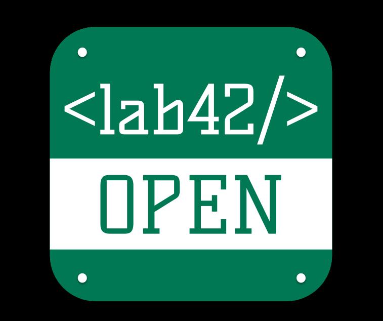 lab42open logo